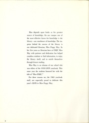 Page 8, 1965 Edition, East Mississippi Community College - Lion Yearbook (Scooba, MS) online yearbook collection