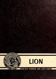 Page 1, 1968 Edition, East Mississippi Community College - Lion Yearbook (Scooba, MS) online yearbook collection
