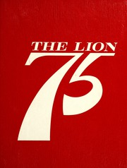 1975 Edition, East Mississippi Community College - Lion Yearbook (Scooba, MS)