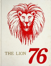 1976 Edition, East Mississippi Community College - Lion Yearbook (Scooba, MS)