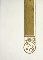 East Mississippi Community College - Lion Yearbook (Scooba, MS) online yearbook collection, 1978 Edition, Page 1