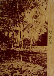 1980 Edition, East Mississippi Community College - Lion Yearbook (Scooba, MS)