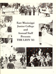 Page 5, 1983 Edition, East Mississippi Community College - Lion Yearbook (Scooba, MS) online yearbook collection