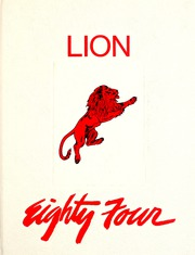 1984 Edition, East Mississippi Community College - Lion Yearbook (Scooba, MS)