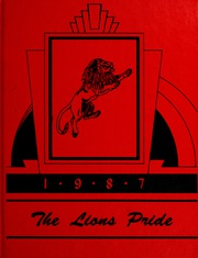 1987 Edition, East Mississippi Community College - Lion Yearbook (Scooba, MS)