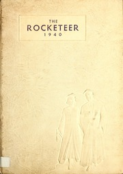 Page 1, 1940 Edition, Northwest Mississippi Community College - Rockateer Yearbook (Senatobia, MS) online yearbook collection