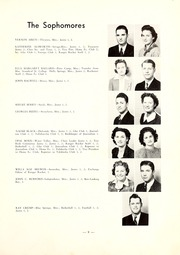 Page 13, 1940 Edition, Northwest Mississippi Community College - Rockateer Yearbook (Senatobia, MS) online yearbook collection