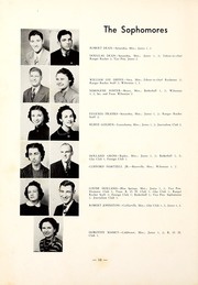 Page 14, 1940 Edition, Northwest Mississippi Community College - Rockateer Yearbook (Senatobia, MS) online yearbook collection