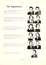 Page 15, 1940 Edition, Northwest Mississippi Community College - Rockateer Yearbook (Senatobia, MS) online yearbook collection