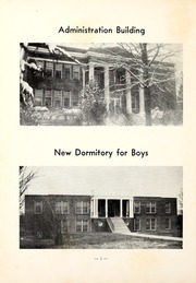Page 6, 1940 Edition, Northwest Mississippi Community College - Rockateer Yearbook (Senatobia, MS) online yearbook collection