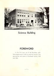 Page 7, 1940 Edition, Northwest Mississippi Community College - Rockateer Yearbook (Senatobia, MS) online yearbook collection