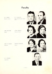 Page 9, 1940 Edition, Northwest Mississippi Community College - Rockateer Yearbook (Senatobia, MS) online yearbook collection