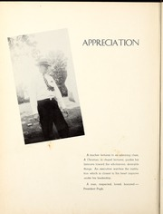 Page 10, 1941 Edition, Northwest Mississippi Community College - Rockateer Yearbook (Senatobia, MS) online yearbook collection
