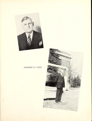Page 11, 1941 Edition, Northwest Mississippi Community College - Rockateer Yearbook (Senatobia, MS) online yearbook collection