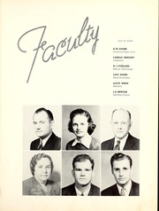 Page 13, 1941 Edition, Northwest Mississippi Community College - Rockateer Yearbook (Senatobia, MS) online yearbook collection