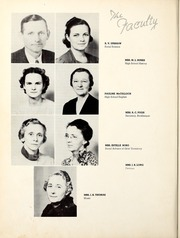 Page 14, 1941 Edition, Northwest Mississippi Community College - Rockateer Yearbook (Senatobia, MS) online yearbook collection