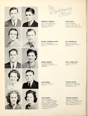 Page 16, 1941 Edition, Northwest Mississippi Community College - Rockateer Yearbook (Senatobia, MS) online yearbook collection