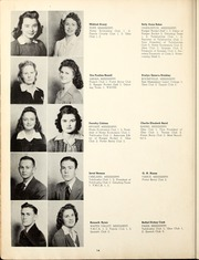 Page 16, 1943 Edition, Northwest Mississippi Community College - Rockateer Yearbook (Senatobia, MS) online yearbook collection