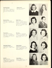 Page 17, 1943 Edition, Northwest Mississippi Community College - Rockateer Yearbook (Senatobia, MS) online yearbook collection
