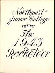 Page 5, 1943 Edition, Northwest Mississippi Community College - Rockateer Yearbook (Senatobia, MS) online yearbook collection
