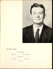 Page 7, 1943 Edition, Northwest Mississippi Community College - Rockateer Yearbook (Senatobia, MS) online yearbook collection