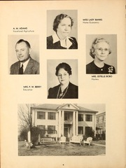 Page 10, 1944 Edition, Northwest Mississippi Community College - Rockateer Yearbook (Senatobia, MS) online yearbook collection