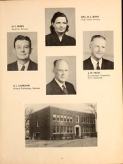Page 11, 1944 Edition, Northwest Mississippi Community College - Rockateer Yearbook (Senatobia, MS) online yearbook collection
