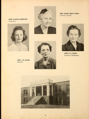 Page 12, 1944 Edition, Northwest Mississippi Community College - Rockateer Yearbook (Senatobia, MS) online yearbook collection