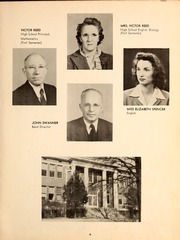 Page 13, 1944 Edition, Northwest Mississippi Community College - Rockateer Yearbook (Senatobia, MS) online yearbook collection