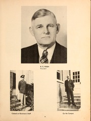 Page 9, 1944 Edition, Northwest Mississippi Community College - Rockateer Yearbook (Senatobia, MS) online yearbook collection