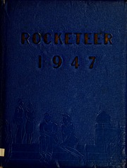 Page 1, 1947 Edition, Northwest Mississippi Community College - Rockateer Yearbook (Senatobia, MS) online yearbook collection