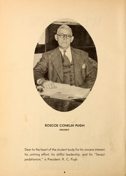 Page 10, 1947 Edition, Northwest Mississippi Community College - Rockateer Yearbook (Senatobia, MS) online yearbook collection