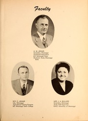 Page 13, 1947 Edition, Northwest Mississippi Community College - Rockateer Yearbook (Senatobia, MS) online yearbook collection