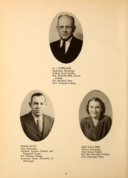 Page 14, 1947 Edition, Northwest Mississippi Community College - Rockateer Yearbook (Senatobia, MS) online yearbook collection