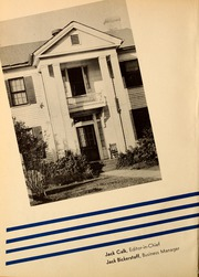 Page 6, 1947 Edition, Northwest Mississippi Community College - Rockateer Yearbook (Senatobia, MS) online yearbook collection