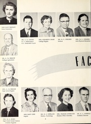 Page 10, 1954 Edition, Northwest Mississippi Community College - Rockateer Yearbook (Senatobia, MS) online yearbook collection