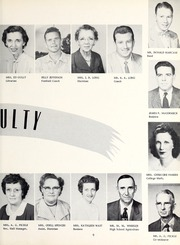 Page 11, 1954 Edition, Northwest Mississippi Community College - Rockateer Yearbook (Senatobia, MS) online yearbook collection