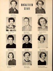 Page 12, 1954 Edition, Northwest Mississippi Community College - Rockateer Yearbook (Senatobia, MS) online yearbook collection