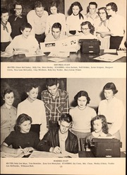 Page 15, 1954 Edition, Northwest Mississippi Community College - Rockateer Yearbook (Senatobia, MS) online yearbook collection