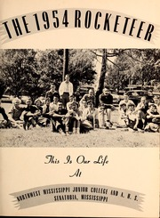 Page 5, 1954 Edition, Northwest Mississippi Community College - Rockateer Yearbook (Senatobia, MS) online yearbook collection