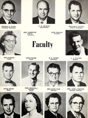 Page 13, 1956 Edition, Northwest Mississippi Community College - Rockateer Yearbook (Senatobia, MS) online yearbook collection