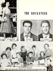 Page 17, 1956 Edition, Northwest Mississippi Community College - Rockateer Yearbook (Senatobia, MS) online yearbook collection