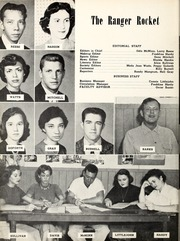 Page 18, 1956 Edition, Northwest Mississippi Community College - Rockateer Yearbook (Senatobia, MS) online yearbook collection