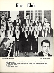 Page 19, 1956 Edition, Northwest Mississippi Community College - Rockateer Yearbook (Senatobia, MS) online yearbook collection