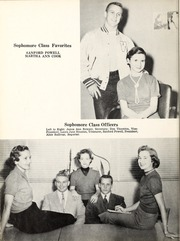 Page 22, 1956 Edition, Northwest Mississippi Community College - Rockateer Yearbook (Senatobia, MS) online yearbook collection