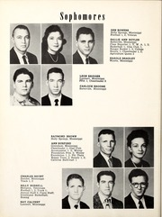 Page 24, 1956 Edition, Northwest Mississippi Community College - Rockateer Yearbook (Senatobia, MS) online yearbook collection