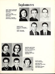 Page 25, 1956 Edition, Northwest Mississippi Community College - Rockateer Yearbook (Senatobia, MS) online yearbook collection