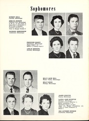 Page 27, 1956 Edition, Northwest Mississippi Community College - Rockateer Yearbook (Senatobia, MS) online yearbook collection
