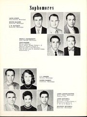 Page 29, 1956 Edition, Northwest Mississippi Community College - Rockateer Yearbook (Senatobia, MS) online yearbook collection