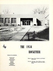 Page 7, 1956 Edition, Northwest Mississippi Community College - Rockateer Yearbook (Senatobia, MS) online yearbook collection